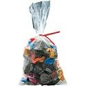 1 mil flat poly bags