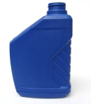 High-Density Polyethylene Oil Bottle