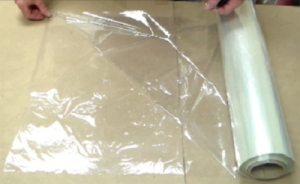 Centerfold Shrink Wrap