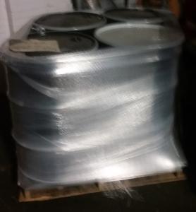 Stretch Wrapped Barrels