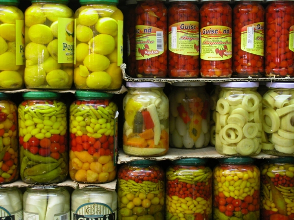 Pickled Foods